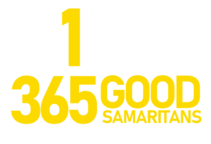 Be 1 of the 365 Good Samaritans